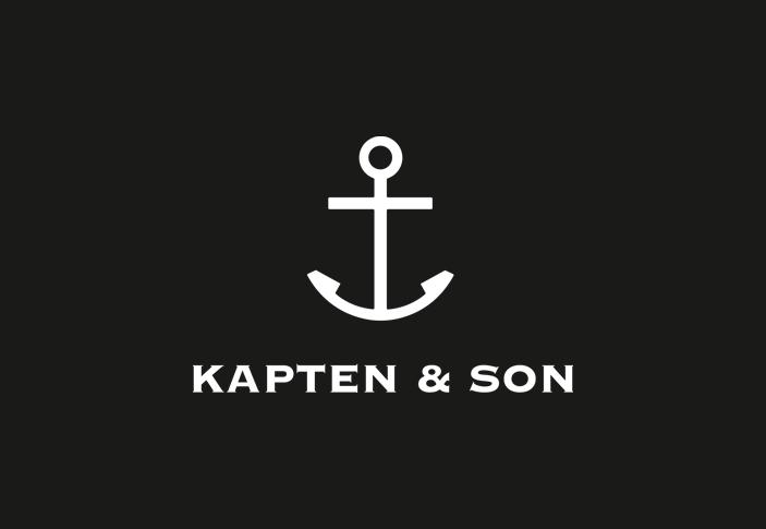 logo kapten and son