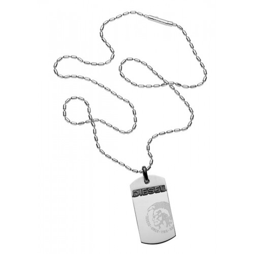 Diesel Single Dogtag - DX0007040