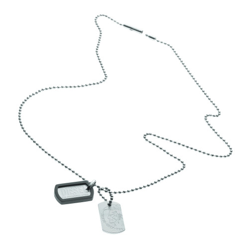 Diesel Double Dogtags - DX0202040
