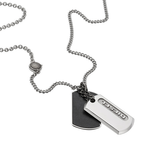 Diesel Double Dogtags - DX0954040