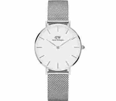 Daniel Wellington Classic Petite Sterling White - DW00100164