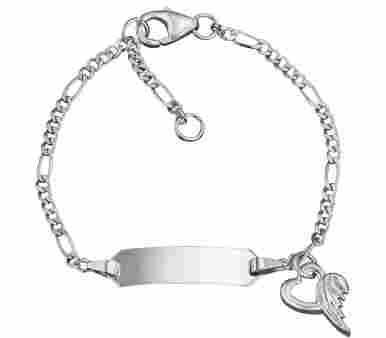 Herzengel Armband - HEB-NAME-01H