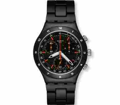 Swatch Black Coat - YCB4019AG