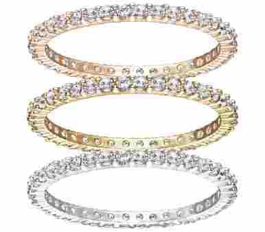 Swarovski Vittore Ring Set
