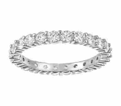 Swarovski Vittore XL Ring Silber