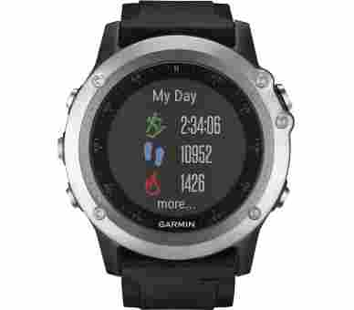 Garmin Outdoor Fenix 3 HR Silver Edition - 010-01338-77