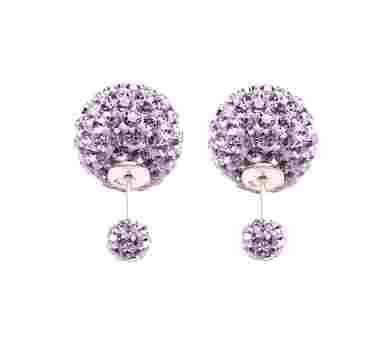 Double Dots by Karma Lila Crystal - 11148