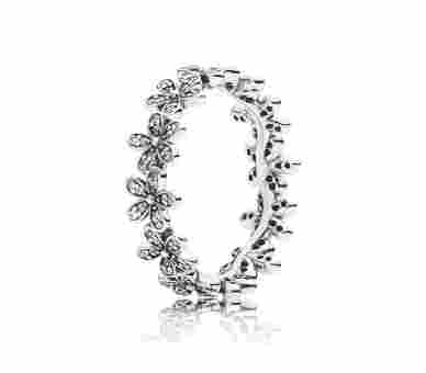 Pandora Ring Glanzvolles Gänseblümchen - 190934CZ