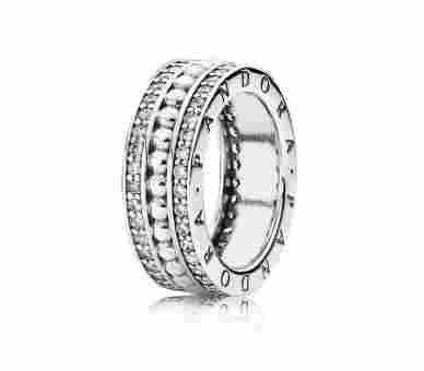 Pandora Ring Pandora Logo - 190962CZ