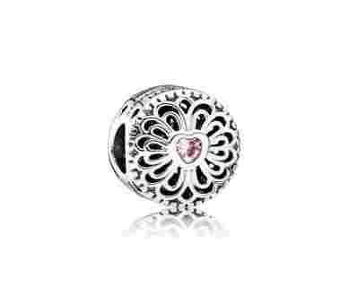 Pandora Charms/Beads Liebe & Freundschaft - 791955PCZ