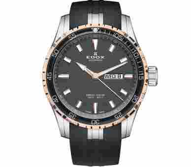 Edox Grand Ocean Automatic - 88002 357RC NIR
