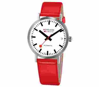 Mondaine Classic 33 Automatic Date - A128.30008.16SBC