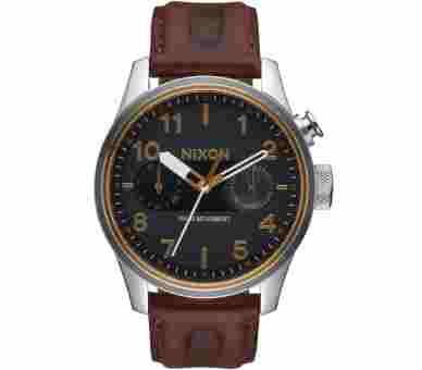 Nixon Safari Deluxe Leather - A977-019-00