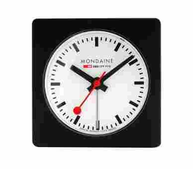 Mondaine Alarm Cube black - A996.ALIG.20SBB