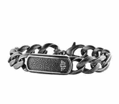 Police Anvil Armband - PJ25696BSE/02