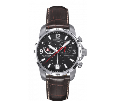 Certina DS Podium Chronograph GMT - C001.639.16.057.00