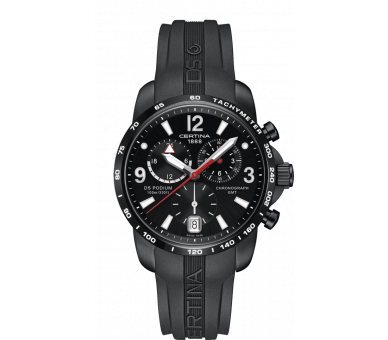 Certina DS Podium Chronograph GMT - C001.639.17.057.00
