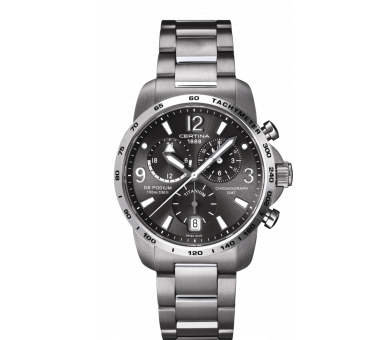 Certina DS Podium Chronograph GMT - C001.639.44.087.00