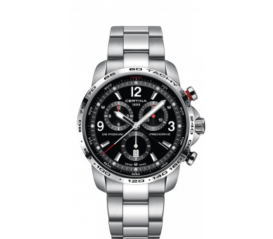 Certina DS Podium Chronograph 1/100 sec - C001.647.11.057.00