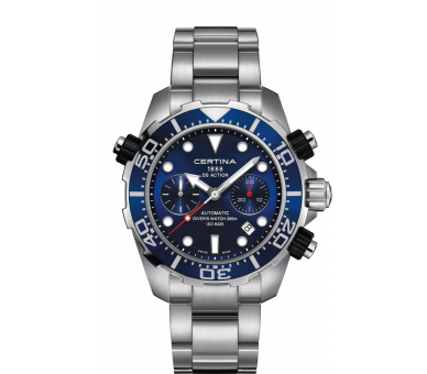 Certina DS Action Diver Chronograph Automatic - C013.427.11.041.00