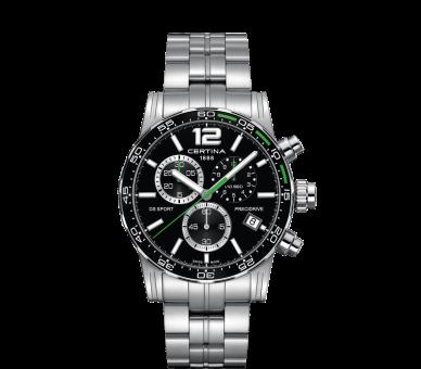 Certina DS Sport Chronograph 1/10 sec - C027.417.11.057.01