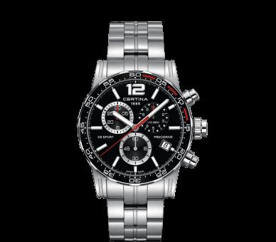 Certina DS Sport Chronograph 1/10 sec - C027.417.11.057.02
