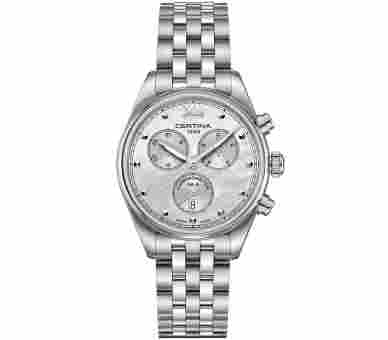 Certina DS 8 Chrono Lady Precidrive - C033.234.11.118.00