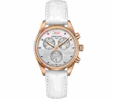 Certina DS 8 Chrono Lady Precidrive - C033.234.36.118.00