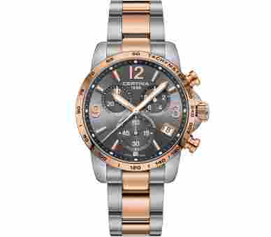 Certina DS Podium Chronograph 1/10 sec - C034.417.22.087.00