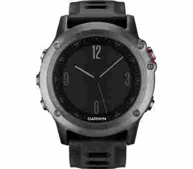 Garmin Outdoor Fenix 3 GPS Watch - 010-01338-01