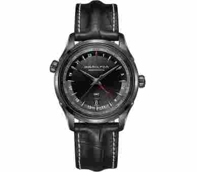Hamilton Jazzmaster GMT - H32685731