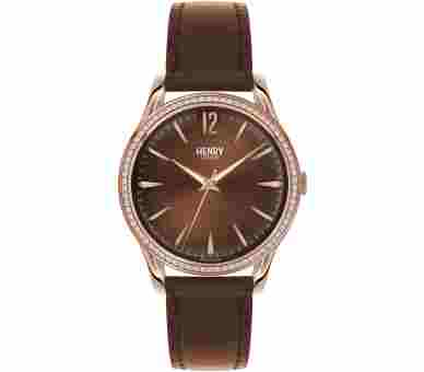 Henry London Harrow 39 mm - HL39-SS-0052