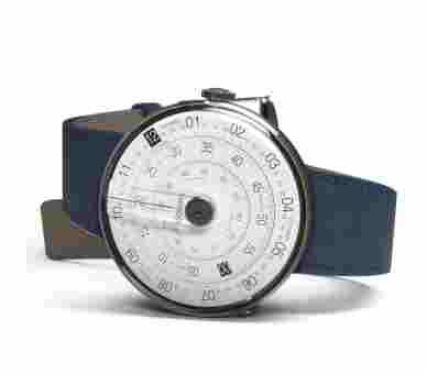 Klokers Grey Head KLOK-01 Blue