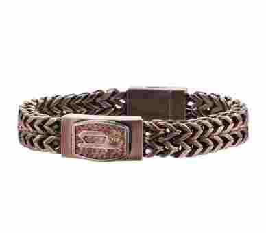 Police P-Link Armband - PJ25693BSEBR/03