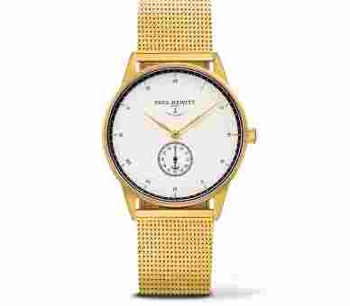 Paul Hewitt Signature Line White Ocean Gold Metal Gold - PH-M1-G-W-4