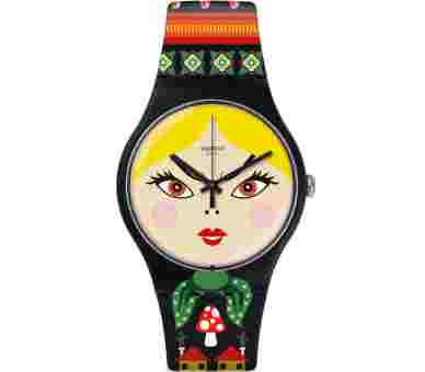 Swatch Russian Beauty - SUOB137