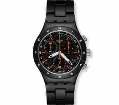 Swatch Black Coat - YCB4019AG