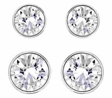 Swarovski Harley Medium Ohrringe Set - 5181485