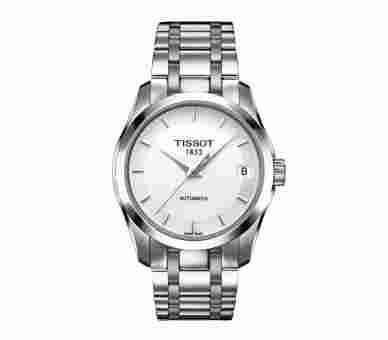 Tissot Couturier Automatic Lady - T035.207.11.011.00
