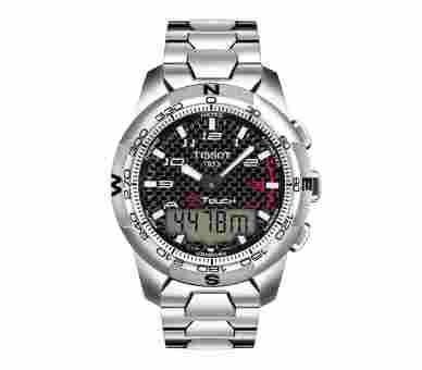 Tissot T-touch Ii Titanium Gent - T047.420.44.207.00