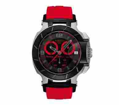 Tissot T-race Chronograph - T048.417.27.057.02
