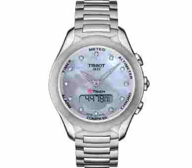 Tissot T-Touch Lady Solar - T075.220.11.106.00