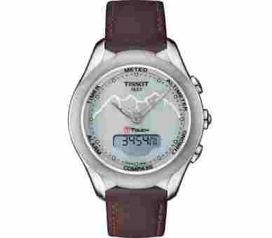 Tissot T-Touch Lady Solar Jungfraubahn - T075.220.16.011.10