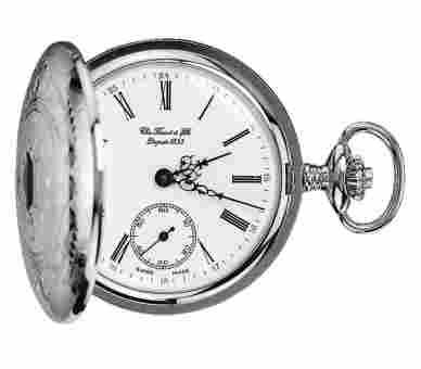 Tissot Savonnette Mechanical [eta 6498-1 Pr] - T83.6.401.13
