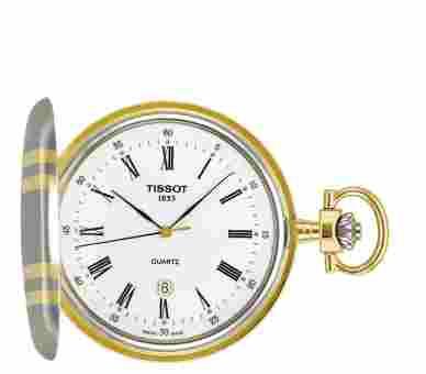 Tissot Savonnette Quartz [eta F06.111] - T83.8.553.13