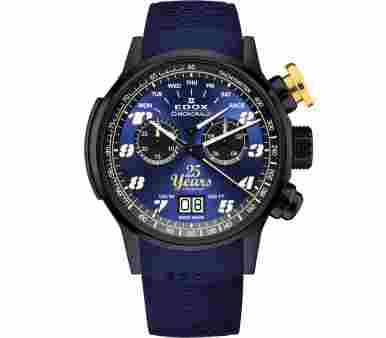 Edox Chronorally 25th Anniversary Sauber F1 Team Limited Edition - 38001 TINN2 BUB25