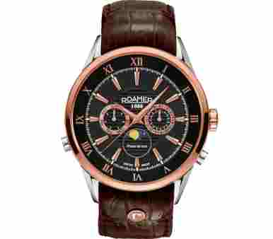 Roamer Superior Moonphase - 508821 49 53 05