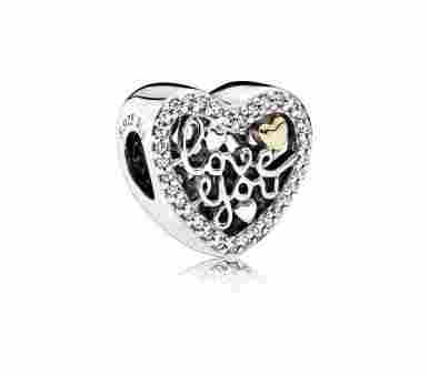 Pandora Charms/Beads Love You - 792037CZ