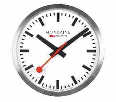 Mondaine Wall Clock 25 cm - A990.CLOCK.16SBB