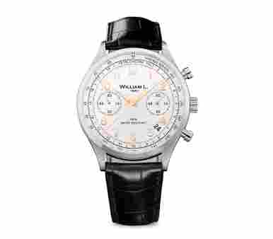 William L. 1985 Vintage Style Chrono - WLAC01BCORCN